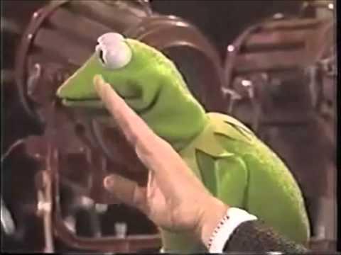 Jim Henson talks about Muppets