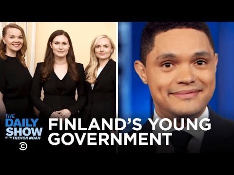 Finland's Super Young