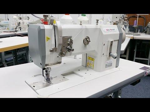 METRO SPEZIAL 40 Walking Foot Sewing Machine With TOP LOAD Bobbin Enchanting Pfaff 1245 Sewing Machine