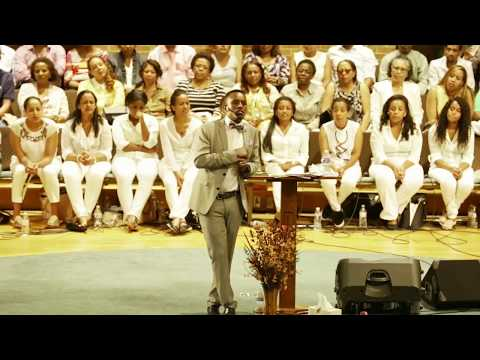 ETHIOPIAN MAJOR PROPHET ISRAEL DANSA WINNING NEW SOULS AND AMAZING WORSHIP 25, OCT 2017