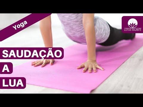 Yoga em casa 5: Chandra Namaskar - Saudação à Lua
