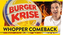 So will Burger King aus der Krise | WALULIS