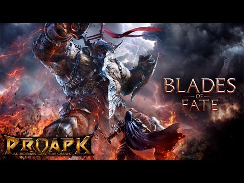 Blades of Fate - Lords of the Fallen Mobile Gameplay Android / iOS - 동영상