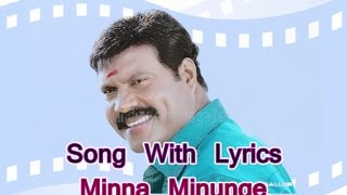 Minna Minunge Song With Lyrics Singer-Kalabhavan Mani