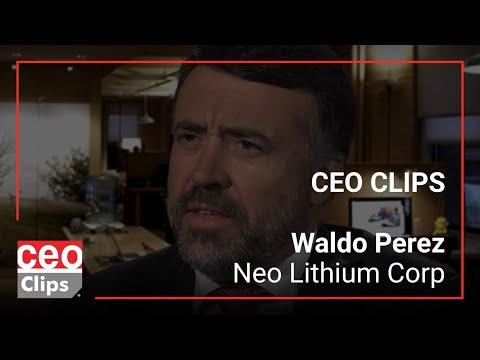 High Grade, Low Impurity Lithium - Neo Lithium Corp