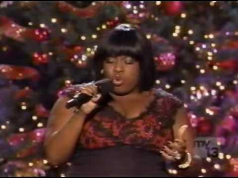 Lakisha Jones The First Noel American Idol Christmas