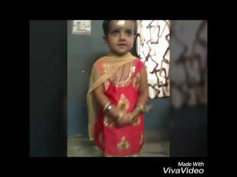 Sweet baby dance on Kagani song by rajvir...