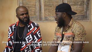 Chief imo Verse Mugambo in Ndi Ntisa - Chief Imo Comedy