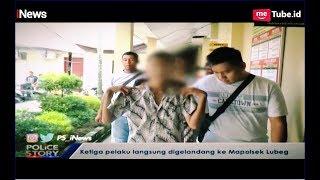 Pelaku Begal Sadis di Bawah Umur Diciduk Polisi Berpakaian Preman Part 01 - Police Story 13/03