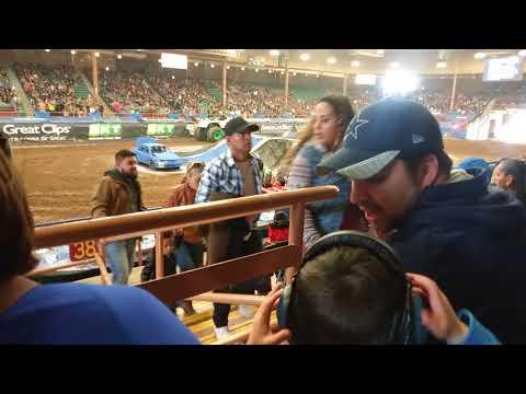 Monster Jam Albuquerque sunda racing pt2