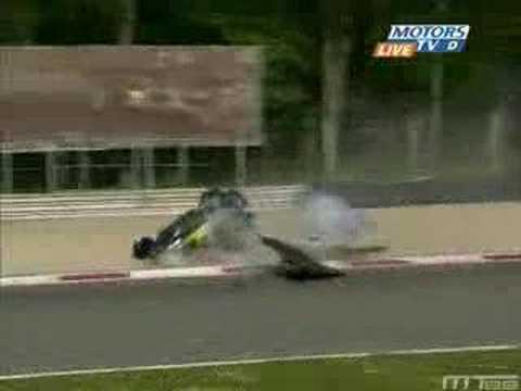 new Le Mans Massive Crash Monza Mp3