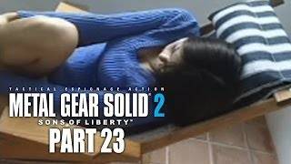 Metal Gear Solid 2 - Let