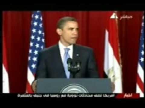 President Obama Speaks to the Muslim World...