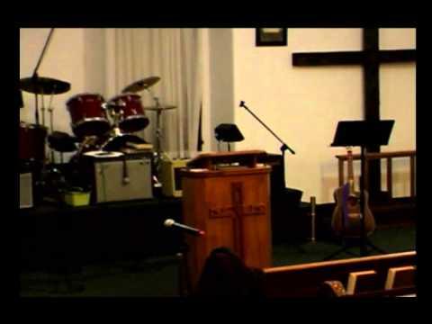 11-29-15 Sunday Evening Service - Sis. Cheryl Miller
