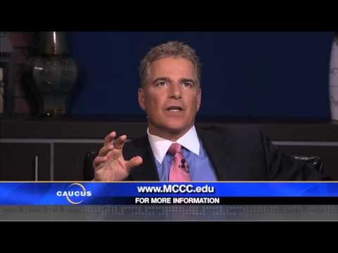 County Colleges: Training Our Workforce   Steve Adubato   Caucus NJ