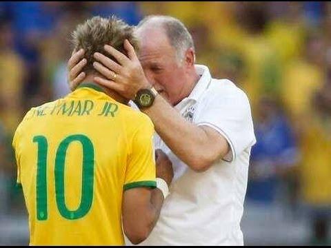 Neymar Jr ▶ World Cup 2014 | All Goals HD