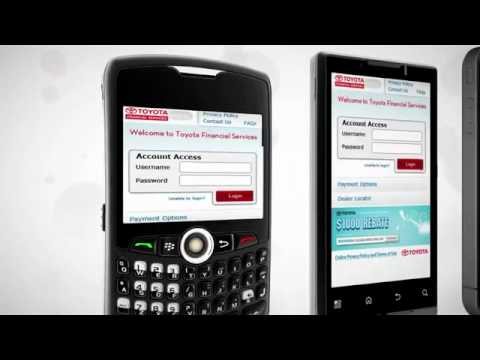 LaFontaine Toyota - Toyota Financial Services Mobile Site Apps. - Dearborn, MI