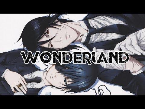 Nightcore - Wonderland [male; request] +lyrics