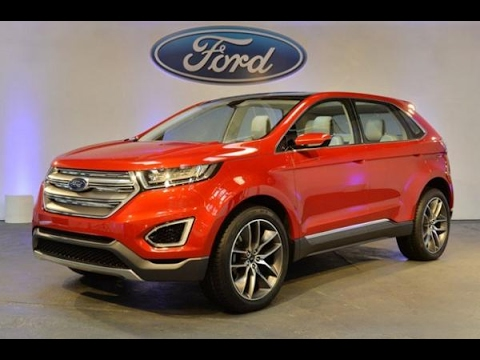 Ford Edge Will Be Redesigned