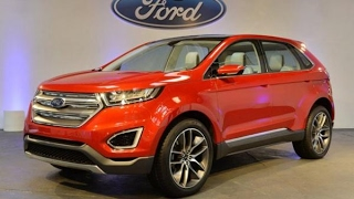 2018 Ford Edge Will Be Redesigned