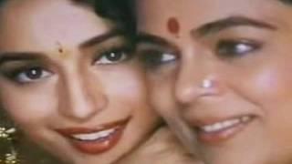 Mujhse Juda Hokar (Eng Sub) [Full Song] (HQ) With Lyrics - Hum Aapke Hain Kaun