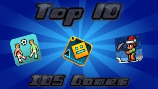 TOP 10 - Most Addicting/Funnest Games Ever! On IOS