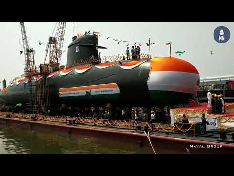 Naval Group Proposal for Indian Navy P-75I Submarine Project
