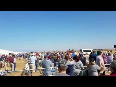 California capital airshow 2016 f-16 viper demo 60fps