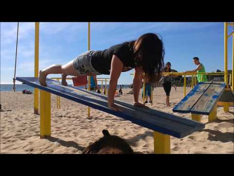 Marcela Arenas - STRONG FEMALE - Street Workout Girls Chile