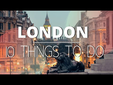 10 THINGS TO DO IN LONDON 2020 | Is it worth going or not!? ✅ ✈️