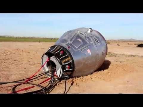 "Casa Grande ""spaceship"" and Arizona City Fissure footage 2-7-17"