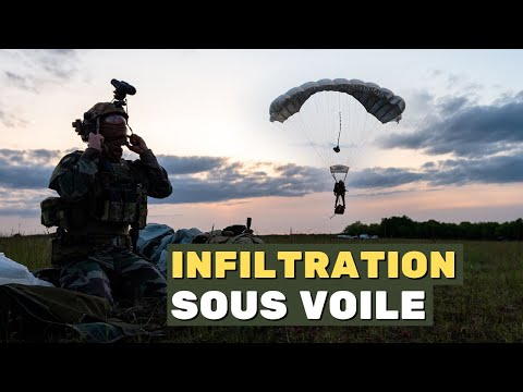 OCCITAN ARROW - l'alerte des commandos parachutistes de la 11e brigade parachutiste
