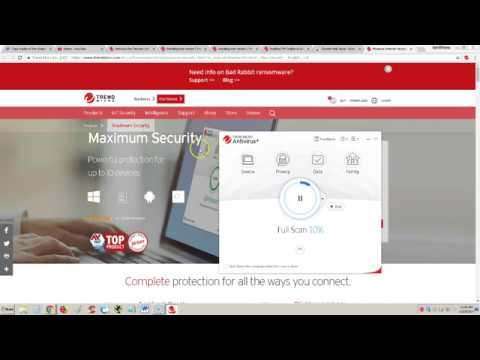 Trend Micro Security + 2018 Review and Tutorial