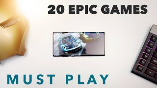 Top 20 Best Android Games 2020 | MUST PLAY