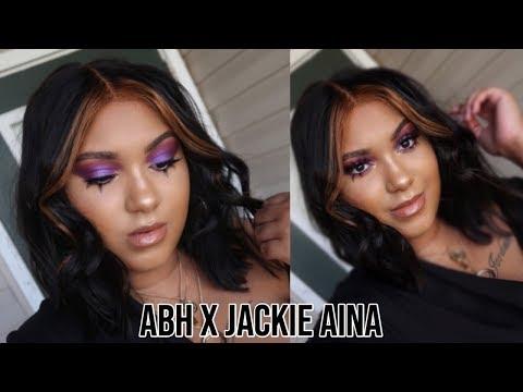 whew-i'm-shookington-|-abh-x-jackie-aina-palette-+-how-to:-bottom-lashes