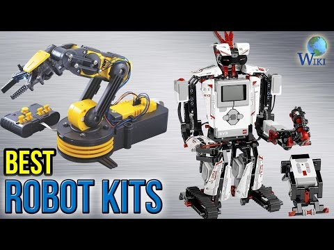 10 Best Robot Kits 2017