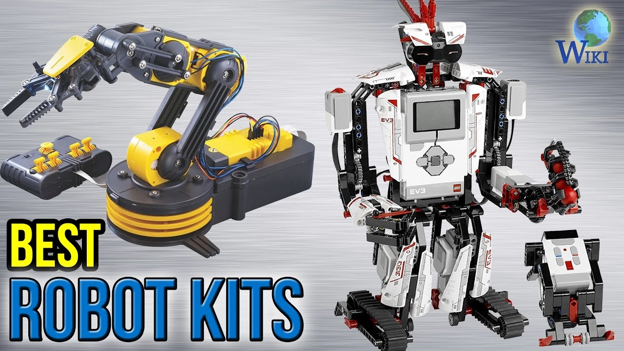 10 best robot kits 2017 youtube 10 best robot kits 2017 solutioingenieria Image collections