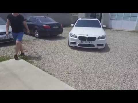 Dual Active Sound Booster - BMW F10 M550 D - DIESEL V8 LOUD SOUND
