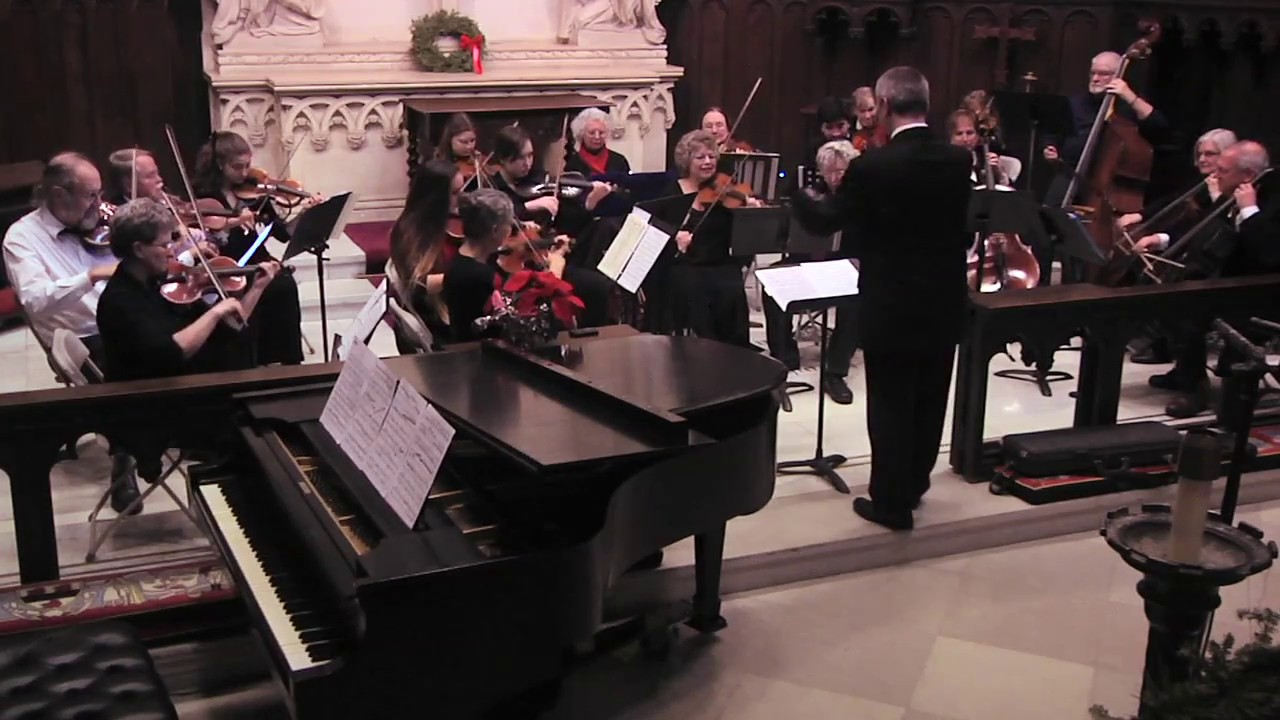 W A Mozart Sleigh Ride Youtube