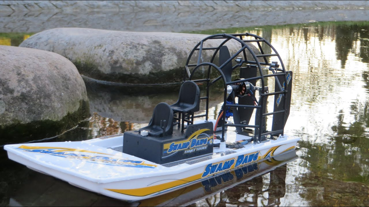 Airboat RC Swamp Boat - Bing images