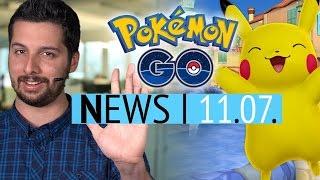 Deutschland-Start für Pokémon GO verschoben - Ultima-Online-Erfinder verkauft Blut auf Ebay - News