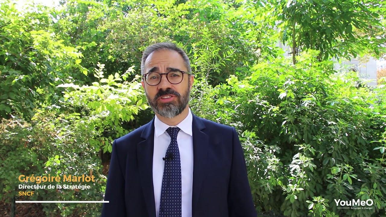 Témoignage Grégoire Marlot - SNCF