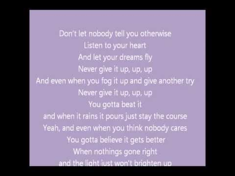 Madcon ft. Kelly Rowland - One Life lyrics