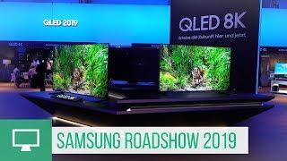 Samsung Roadshow 2019 - Rundgang mit allen Highlight Produkten 2019