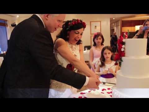 Bulgarian Canadian Wedding in Saint Georges Hotel London UK