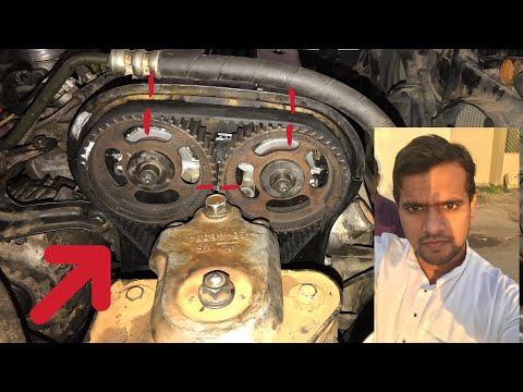 Chevrolet Optra Car Kis Tarah Time In Mila Hai #Tipu #car #Mechanic#