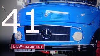 Bau den Mercedes L 1113 - Hachette # Ausgabe 41 deutsch