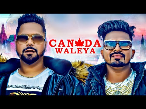 Canada Waleya: Ranjit Rai, Sukhjinder Rai (Full Song) KV Singh   Fateh Meet Gill   Latest Song 2018