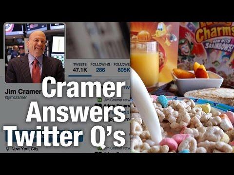 General Mills, PepsiCo, Home Depot, Kroger on Cramer's Buy List