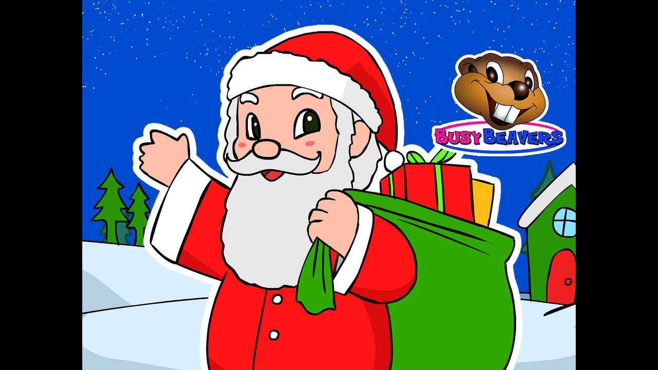Here Comes Santa Claus\